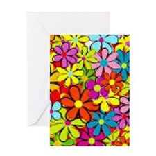 Life is nothing without love Greeting Cards