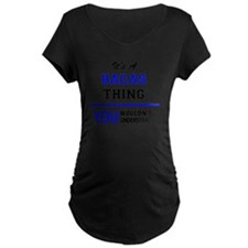 Unique Baca T-Shirt
