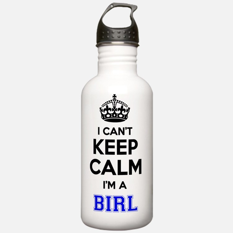 Cute Birl Water Bottle