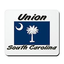 Union South Carolina Mousepad