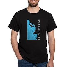 Unique Free climbing T-Shirt