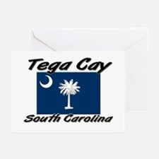 Tega Cay South Carolina Greeting Cards (Package of