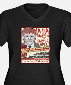 Harper Hell Plus Size T-Shirt