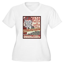 Harper Hell Plus Size T-Shirt