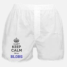 Funny Blobs Boxer Shorts