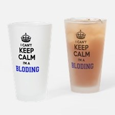 Unique Blode Drinking Glass