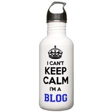 Cute I blog Water Bottle