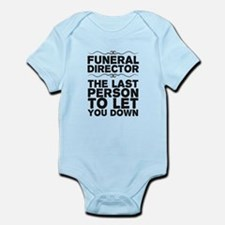 Cool Cemetery Infant Bodysuit