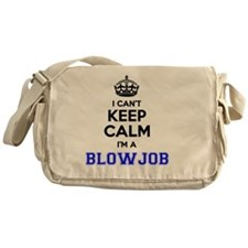 Unique Blowjob Messenger Bag