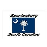 Spartanburg 2c south carolina Postcards