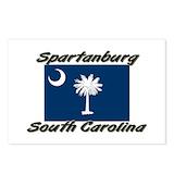 Spartanburg 2c south carolina Postcards