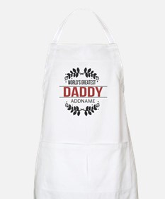 Custom Worlds Greatest Daddy Apron