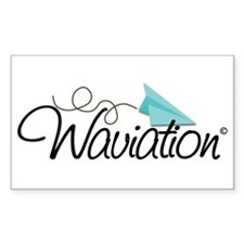 Waviation Decal