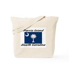 Parris Island South Carolina Tote Bag
