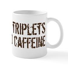 Left Handed Got Triplets Mug