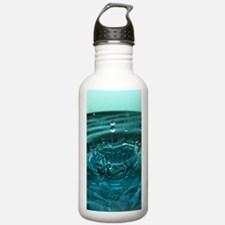 Turquoise Water Water Bottle