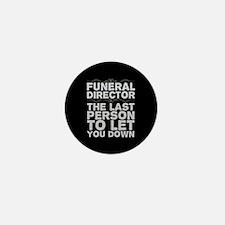 Cool Funeral Mini Button