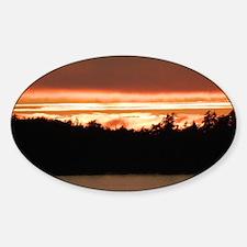 TOFINO SUNSET Decal