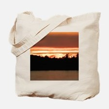 TOFINO SUNSET Tote Bag