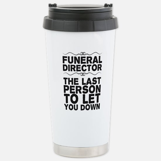 Cute Mortuary Travel Mug