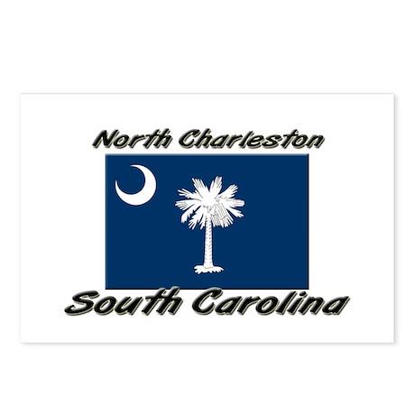 North Charleston South Carolina Postcards (Package