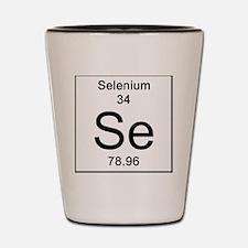 34. Selenium Shot Glass
