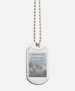 Cute Military Dog Tags