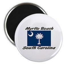 Myrtle Beach South Carolina Magnet