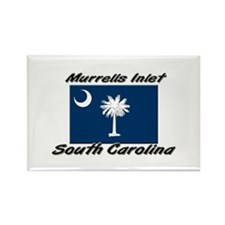 Murrells Inlet South Carolina Rectangle Magnet