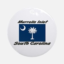 Murrells Inlet South Carolina Ornament (Round)