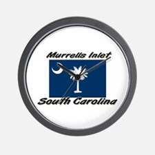 Murrells Inlet South Carolina Wall Clock