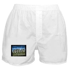 Stonehenge Great Britain Boxer Shorts