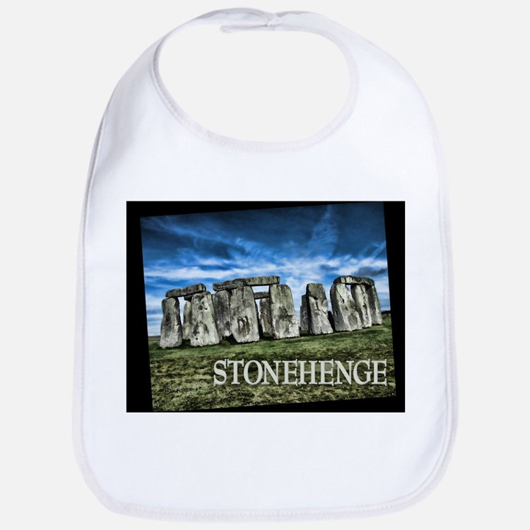 Stonehenge Great Britain Bib