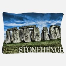 Stonehenge Great Britain Pillow Case