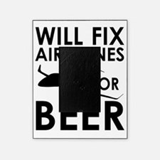 Airplanes Beer Picture Frame