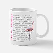 Fun Flamingo Fact Mugs