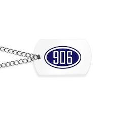 906 - Blue Logo - Yooper Dog Tags