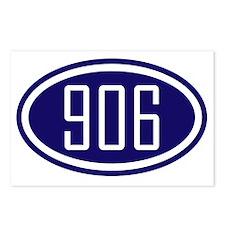 906 - Blue Logo - Yooper Postcards (Package of 8)