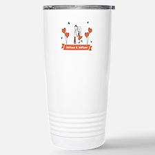 Personalized Names Coup Travel Mug