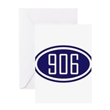 906 Yooper Gear Greeting Cards