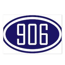 906 Yooper Gear Postcards (Package of 8)