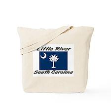 Little River South Carolina Tote Bag