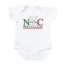 NYC Italian Style  Infant Bodysuit
