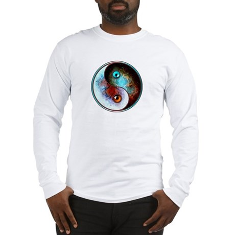 Cosmic Tao Long Sleeve T-Shirt