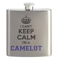 Unique Camelot Flask