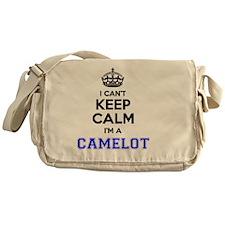 Funny Camelot Messenger Bag