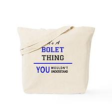 Unique Bolete Tote Bag