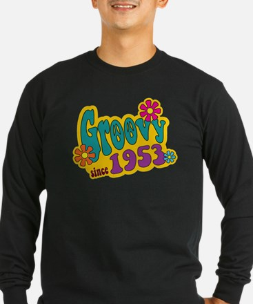 Groovy Since 1953 Long Sleeve T-Shirt