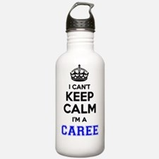 Funny Caree Water Bottle