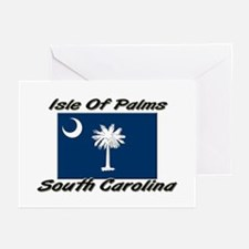 Isle Of Palms South Carolina Greeting Cards (Packa